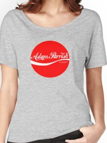 Adam Parrish // Coca Cola  Women's Relaxed Fit T-Shirt