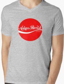 Adam Parrish // Coca Cola  Mens V-Neck T-Shirt