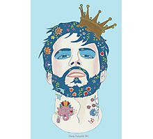 All Men Are Kings Photographic Print