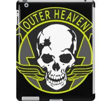 Outer Heaven v2 iPad Case/Skin
