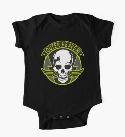 Outer Heaven v2 One Piece - Short Sleeve