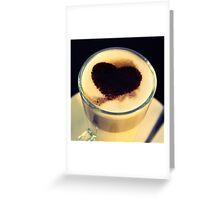 I Like Coffee - Dwi'n Hoffi Coffi Greeting Card