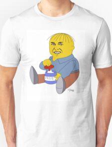 Jonah Hill as Ralph Wiggum Unisex T-Shirt