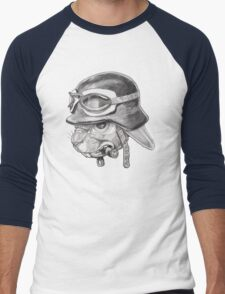 War Rabbit Men's Baseball ¾ T-Shirt
