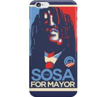 Chief Keef for mayor iPhone Case/Skin