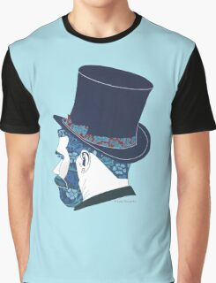 Top Hat Graphic T-Shirt