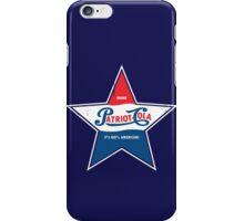 100% American Patriot Cola! iPhone Case/Skin