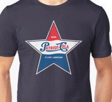 100% American Patriot Cola! Unisex T-Shirt