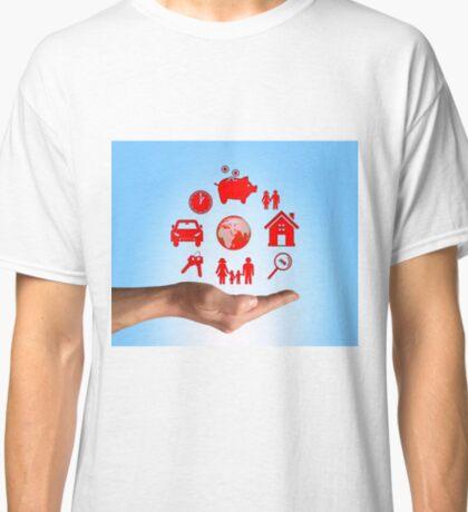Life values Classic T-Shirt