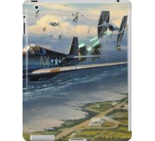 Unfairly Tied Skies iPad Case/Skin