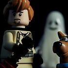 We Are Scared of Ghosts by stephenstoys