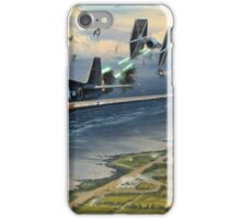Unfairly Tied Skies iPhone Case/Skin