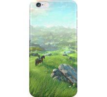 The Legend of Zelda for Wii U iPhone Case/Skin