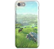 The Legend of Zelda for Wii U iPhone Case/Skin