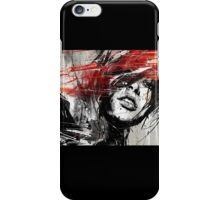 cool chick iPhone Case/Skin