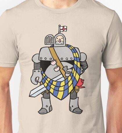 English Knight Unisex T-Shirt