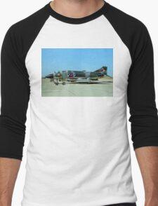 McDonnell F-4M Phantom FGR.2 XV438/A Men's Baseball ¾ T-Shirt