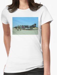 McDonnell F-4M Phantom FGR.2 XV438/A Womens Fitted T-Shirt
