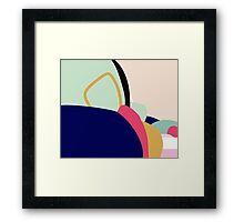 Sweet Valley Framed Print
