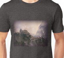 Hohenwerfen Burg, Austria Unisex T-Shirt