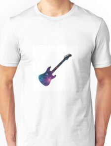 Galaxy Guitar Unisex T-Shirt