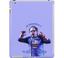 Bonnaroo Dead Cow iPad Case/Skin