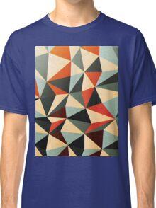 Abstract Diamond Pattern Classic T-Shirt