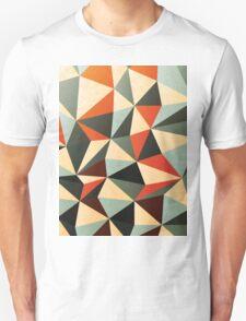 Abstract Diamond Pattern Unisex T-Shirt