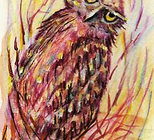 Owl Spirit by Robin Monroe