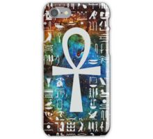 Egyptian Cross Galaxy iPhone Case/Skin