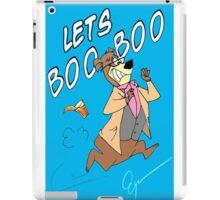 Lets Boo Boo iPad Case/Skin
