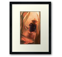 The Journey of Magnus Malachi Moreau  Framed Print