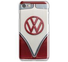 VW Kombi #1 iPhone Case/Skin