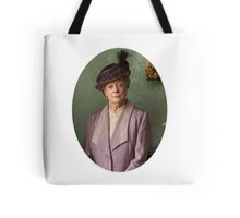 Lady Violet Downton Abbey Tote Bag