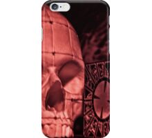 Pinhead Skull iPhone Case/Skin