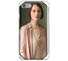 Lady Mary Crawley iPhone Case/Skin