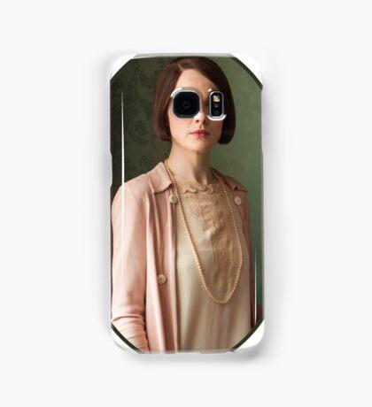 Lady Mary Crawley Samsung Galaxy Case/Skin