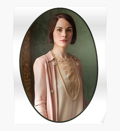 Lady Mary Crawley Poster