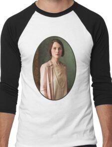 Lady Mary Crawley Men's Baseball ¾ T-Shirt
