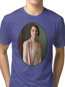 Lady Mary Crawley Tri-blend T-Shirt