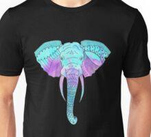 Indigo elephant Unisex T-Shirt