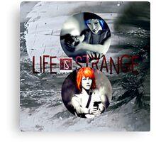 Life Is Strange: Guns Canvas Print