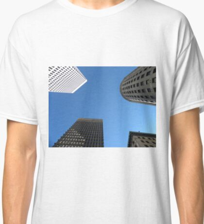 Downtown Providence by Leebabe Classic T-Shirt