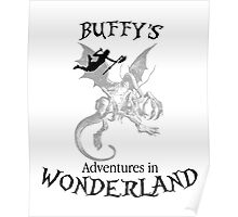 Buffy's  Adventures in Wonderland Poster