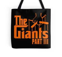 The GIANTS Tote Bag