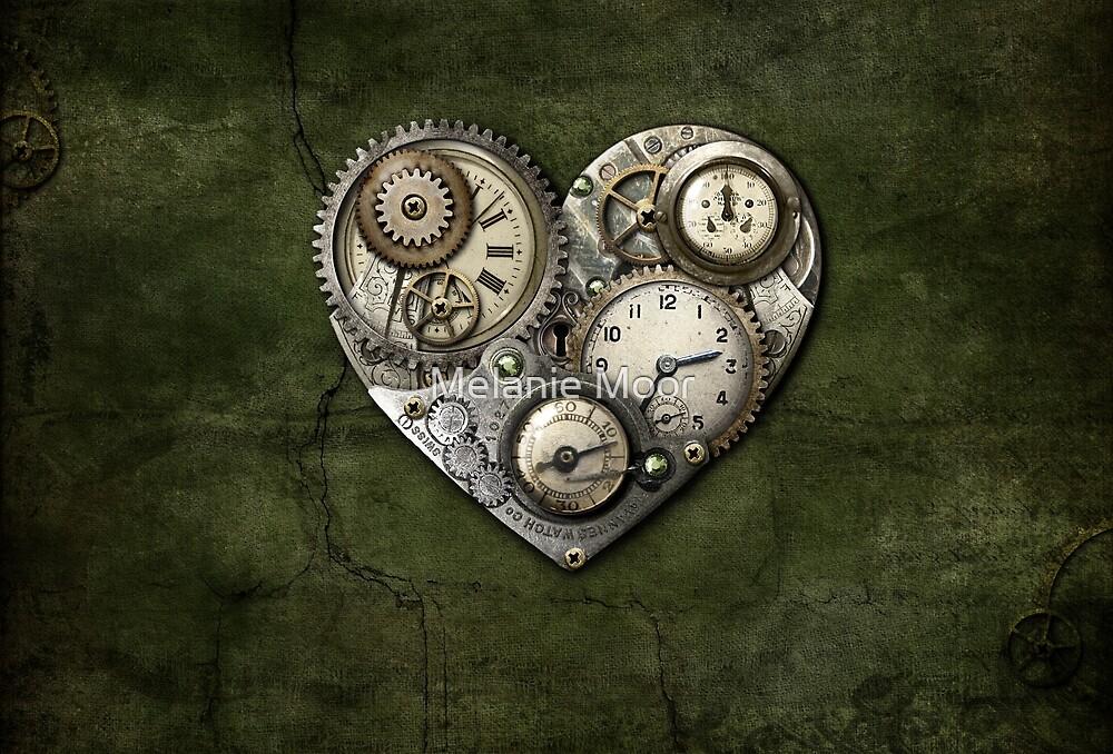Heartstone Steampunk by Melanie Moor