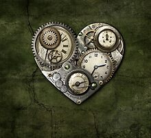 Heartstone Steampunk by Melanie Moor
