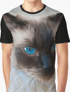 0807 Old Blue Eyes Graphic T-Shirt