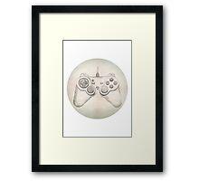Joystick #2 Framed Print