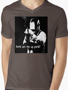 Welding Wiseguy Mens V-Neck T-Shirt